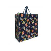 Wholesale China Factory Small Plastic Shopping Bags Foldable Shopping Bag