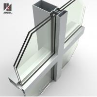 Wholesale Glass Curtain Wall For Exterior Construction With Good Price And High Quality from china suppliers