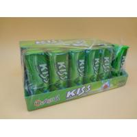 Portable Pocket Compressed Candy Kiss Mint Flavored With Low Fat Sugarless