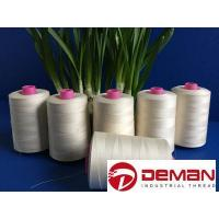 Wholesale 20/2 POLYESTER YARN FOR SEWING THREAD ON PLASTIC CONE from china suppliers