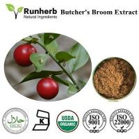 Butcher's Broom Extract ,butcher's broom extract factory