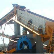 construction aggregate screening plant