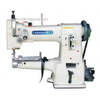 KS-335A SINGLE NEEDLE CYLINDER BED WITH UNISON FEED LOCKSTITCH SEWING MACHINE (FOR BINDING USE)