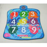 NUMBER DANCING CHALLENGE PLAYMAT