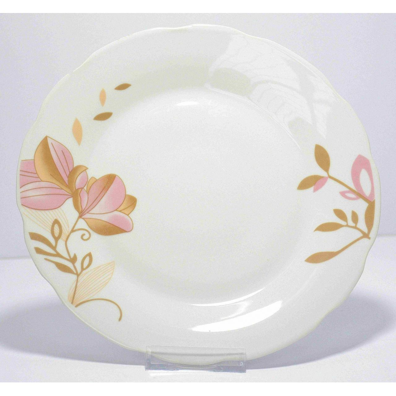 Wholesale Dinner plate New Design Dessert Dinner Flat Plates Sale Product No.:JCLF2018003 from china suppliers