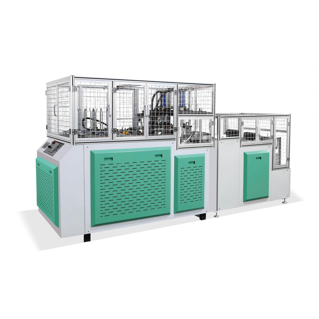 PDM-600S High configuration two station paper plate machine