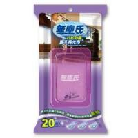 Wholesale Wet Wipes #806J Wooden Furniture Wet Wipes-Juniper Scent from china suppliers