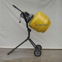 5cuft Portable Electric Concrete Mixer