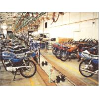 atransporting system Motorcycle transport line