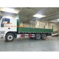 Wholesale HONGYAN Iveco Genlyon 6x4 cargo truck from china suppliers