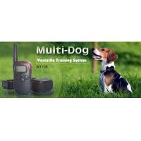 Wholesale Wellturn 738 300m Remote 2 Dog Training E Collar from china suppliers