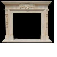 Buy cheap Sandstone & Marble Fireplace Mantels from Wholesalers