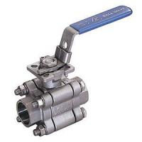 Wholesale Ball Valve Three Piece 2000 W.O.G. from china suppliers