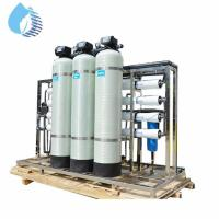 Wholesale water desalination plant borehole salty water treatment system from china suppliers