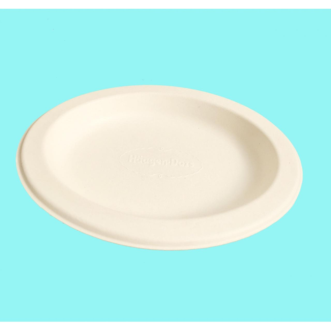 "Wholesale ECO friendly 6"" ellipse plate from china suppliers"