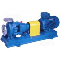 Wholesale IH horizontal end suction single stage stainless steel centr from china suppliers