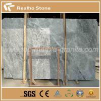 Wholesale Nature Polished Silver Mink Grey Marble Slab for Building Material from china suppliers