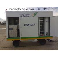 Good Quality Mobile Oxygen Filling Facility