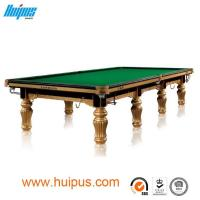 China Snooker table HP12FTSR4 12′ hot-selling classic snooker table for sale on sale