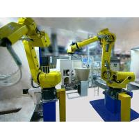 High-pressure Casting Uni ROBOT GLAZING WORKING STATION