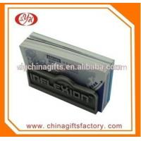 Wholesale Metal Name Card Holder, Zinc Alloy Business Card Holder for Desk Using from china suppliers