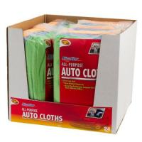 China SQUEEGEES AND DUSTERS 3-522-724-Pk. Microfiber Auto Cloths on sale