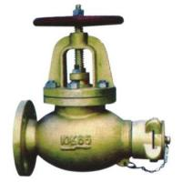 Wholesale Marine Butterfly Bronze Fire Valves F7334 from china suppliers