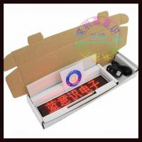 Wholesale Product:Rechargeble led programmable sign display board from china suppliers