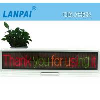 Wholesale Product:NANPAI Active matrix RGB color desktop led display from china suppliers