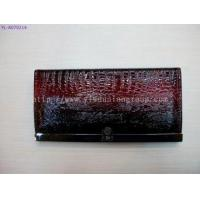China Snake Leather Money Clip Wallets For Women on sale