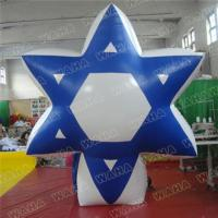 Wholesale Inflatable Hexagram Sign Custom from china suppliers