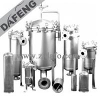 China Multi Bag Filter Housing on sale
