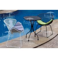 Wholesale Wrought Iron Chair-FA-13-15-02 from china suppliers