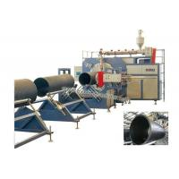 Wholesale HDPE winding pipe production line from china suppliers