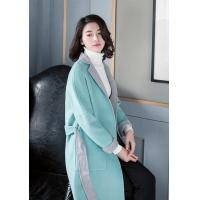 Wholesale Lafoppa Ladies' Woolen Overcoat from china suppliers