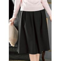 Wholesale Lafoppa Ladies' Black Pleated Skirt from china suppliers
