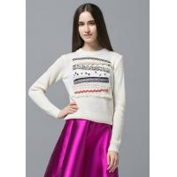 Wholesale Lafoppa Women Gimp Pullover from china suppliers