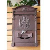 China LB-05 Die-cast Aluminum Wall mounted Mailbox Letterbox Made in Taiwan Many Colors Available on sale