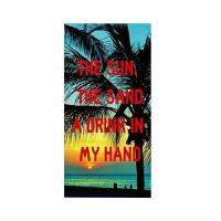 Wholesale Scenic monogram beach towels from china suppliers