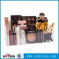 Wholesale Wholesale Cosmetic Plastic Desk Organizer Storage Acrylic Makeup Organizer from china suppliers