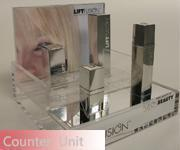 Acrylic Eyeliner Pencil Display Holder J-CTL0009