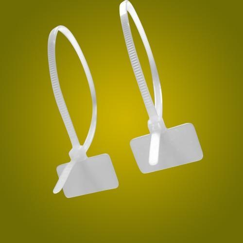 Quality nylon cable ties label cable tie for sale