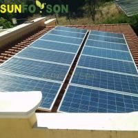 Solar Panel Mounting Brackets Roof Racking System