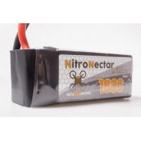 Wholesale Nitro Nectar 4S 1800 mAh Battery with Removable Balance Lead (RBL) & Aluminum Shield from china suppliers