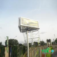 Wholesale Scrolling Billboard Item Name:Outdoor Three Sided Billboard from china suppliers