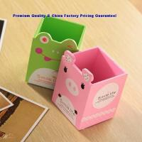 Wholesale Creative Gifts HP-OSPH005China Custom Wooden Pen Holders from china suppliers
