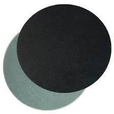 Quality Colorful Silicon Carbide Sandpaper Disc with Holes for Putty and Automotive Body for sale
