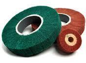 Wholesale High Quality Various Size Non Woven Abrasives Wheels with Factory Price from china suppliers