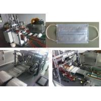 High Efficient Medical Disposable Non-woven Face Mask Shoe Cover Cap Welding Making Machine