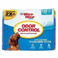 "Wholesale 100 Ct 22 "" inch X 23"" inch - Four Paws Wee-Wee Odor Control Pads from china suppliers"